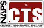 CTS - Certified Temporary Specialist